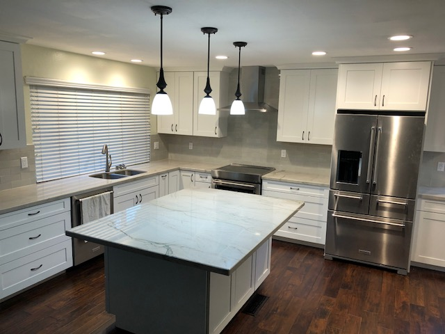 Kitchen remodel in Union City